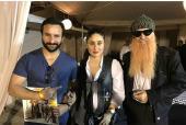 Star Spotting: Kareena Kapoor Khan, Saif Ali Khan and Shahid Kapoor