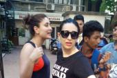 Star Spotting: Kareena Kapoor Khan, Karisma Kapoor, Anushka Sharma and Shahid Kapoor