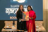Sujata Bajaj Launches her Book in Dubai