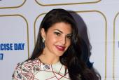Jacqueline Fernandez Launches her own line of Cosmetics