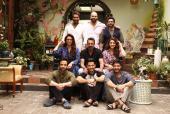 Sanjay Dutt visits Golmaal Again Sets