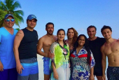 SPOTTED: Salman Khan Spends Time with Iulia Vantur in Maldives