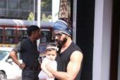 Too cute! Pictures of Shahid Kapoor Bonding with Misha