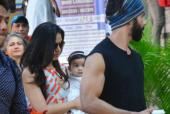 Heard This? Shahid's Wife Mira and Daughter Misha May Act in an Ad Film