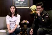 WATCH: Karan Johar Reveals his Secrets to Alia Bhatt