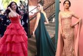 Deepika Padukone, Aishwarya Rai or Sonam Kapoor: Who Won the Cannes Red Carpet Battle