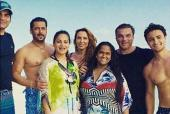 When Rumoured Couple Salman Khan and Iulia Vântur Were Snapped Together