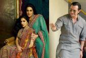 Wait! Was Amrita Singh Angry with Saif Ali Khan?
