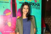 Konkona Sen Sharma, Poonam Pandey and Kalki Koechlin at the Special Screening of Lipstick Under My Burkha