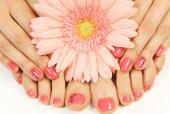 Beauty Review: Gel Manicure/ Pedicure And An Express Facial at the Nail Spa