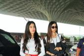 From Jhanvi Kapoor To Alia Bhatt: Airport Looks Of The Weekend