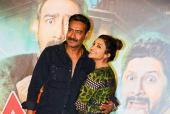 Parineeti Chopra, Ajay Devgn And Tabu Attend 'Golmaal Again' Trailer Launch