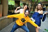 Check Why Varun Dhawan, Jacqueline Fernandez And Taapsee Pannu Make Judwaa 2 Promotions So Much Fun