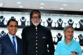 Star Spotting: Jaya and Amitabh Bachchan Inaugurate Kalyan Jewellers' Store, Ranbir Kapoor At Blade Runner 2049 Screening And Others!