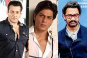 In 8 Points: What Shah Rukh Khan, Salman Khan and Aamir Khan Have in Common The Kings of Bollywood