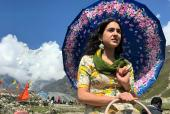 Check This Out! First Look of Sara Ali Khan in Kedarnath
