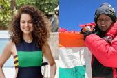 Whoa! Kangana Ranaut to Play World's 1st Woman Amputee to Climb Mount Everest!