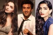 Here's How Ranbir Kapoor, Deepika Padukone and Sonam Kapoor Debuted 10 Years Ago