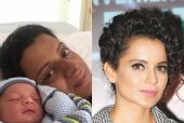 PICS: Check Out These Super Cute Pictures of Kangana Ranaut's 13-Day Old Nephew