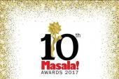 Congrats!! Here Are The Top 3 Nominees For Masala! Awards 2017