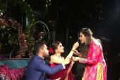 WATCH: Virat Kohli and Anushka Sharma Look Radiant at Their Engagement