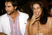 Saif Ali Khan-Amrita Singh and Other Stars Who Wed In Secrecy