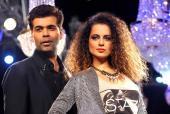 "Karan Johar: ""We Will Happily, Lovingly and Respectfully Welcome Her"""