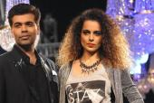 PICS: Karan Johar and Kangana Ranaut Bonding Sent Social Media Into a Tizzy