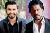 Listen up! Ranveer Singh is Upset About Being Compared to Shah Rukh Khan!