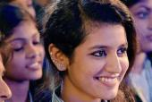 Meet Priya Prakash Varrier, The Girl Who Won the Internet with a Wink