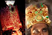 In Pics: Dubai Model's Recreation of Ranveer Singh's Alauddin Khilji