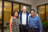 Avi Bhojani Hosts a Dinner at Emirates Hills