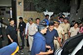 Karan Johar, Manish Malhotra and Rekha Arrive at Anil Kapoor's Residence to Offer Their Condolences