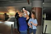 Star Spotting: Adnan Sami Snapped with Daughter Medina, Rani Mukerji Shakes a Leg with Shilpa Shetty and More!