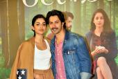 Star Spotting: Varun Dhawan at 'October' Trailer Launch, Rani Mukerji Screens 'Hichki' For Her Real-Life Inspiration and More!