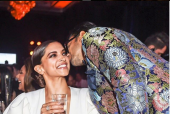 Deepika and Ranveer Went Through all of THIS for One Nice Picture