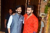 Sonam Kapoor's Pre-Wedding Celebrations: Arjun Kapoor, Janhvi Kapoor and Karan Johar Among Others Arrive at the Mehndi Ceremony