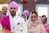 Surprise! Neha Dhupia Ties The Knot With 'Pink' Actor Angad Bedi