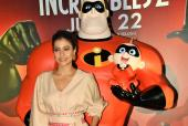Star Spotting: Kajol Launches 'Incredibles 2' in Hindi , Deepika Padukone Keeps it Stylish At the Airport and Jacqueline Fernandez Looks Fiery Hot in Red at an Event!