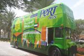 Fabulous Ramadan Initiative! The Pert Plus Mobile Cinema Where Labourers Can Enjoy Films, Food and Games