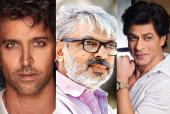Sanjay Leela Bhansali is NOT Working With Hrithik Roshan or Shah Rukh Khan