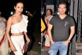 In Pics: Malaika Arora and Arbaaz Khan Celebrate Father's Day With Their Son and Family!