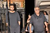 In Pic: Janhvi and Khushi Kapoor Join Arjun Kapoor for Midnight Birthday Celebrations!