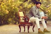 Dulquer Salmaan Looks Dapper With or Without the Intense Gaze