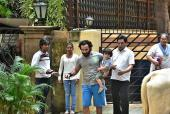 Taimur Ali Khan's Day Out with Daddy Saif Ali Khan is TOO CUTE to Be Missed!