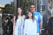 Star Spotting: Chunky Panday Enjoys Sunday Lunch With Ananya, Neil Nitin Mukesh Becomes a Father and Baby Inaaya Snapped!