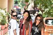 Kareena Kapoor With Bffs Malaika Arora and Amrita Arora Turns Up the Style Quotient Yet Again!