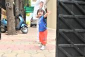 Star Spotting: Baby Taimur Is All Smiles, Priyanka Chopra Cheers Nick Jonas at a Football Match and Ranveer Singh Snapped