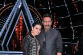 Helicopter Eela Promotions: Kajol and Ajay Devgn Inseparable As They Promote Their Film on Indian Idol 10