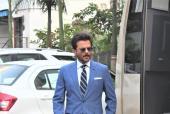 Star Spotting: Anil Kapoor Looks Dapper In Blue, Shah Rukh Khan At The Airport and Sidharth Malhotra-Varun Dhawan Snapped